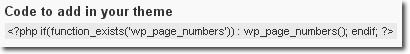 WP-Page-Numbers